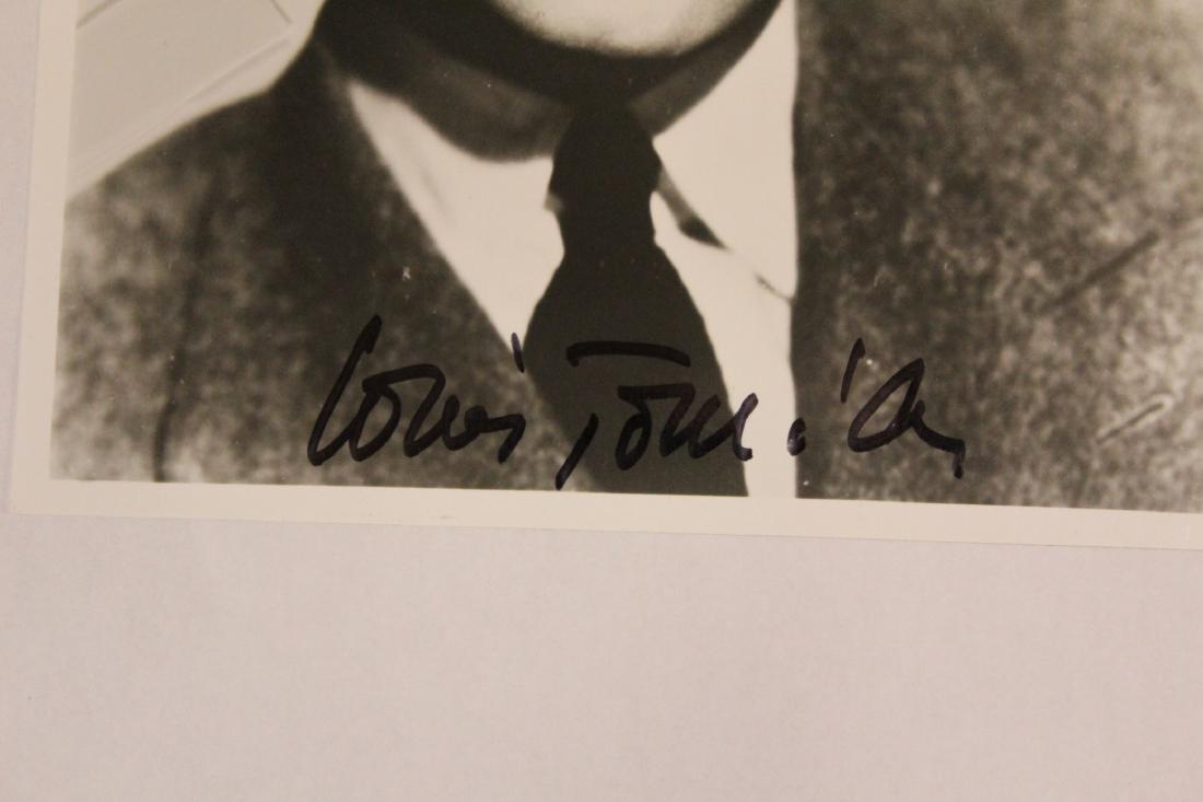 Autographed Celebrity Photographs (14) - 4