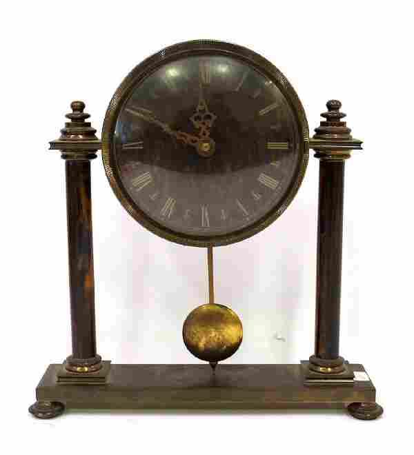Hamilton Shelf Clock. German Works.