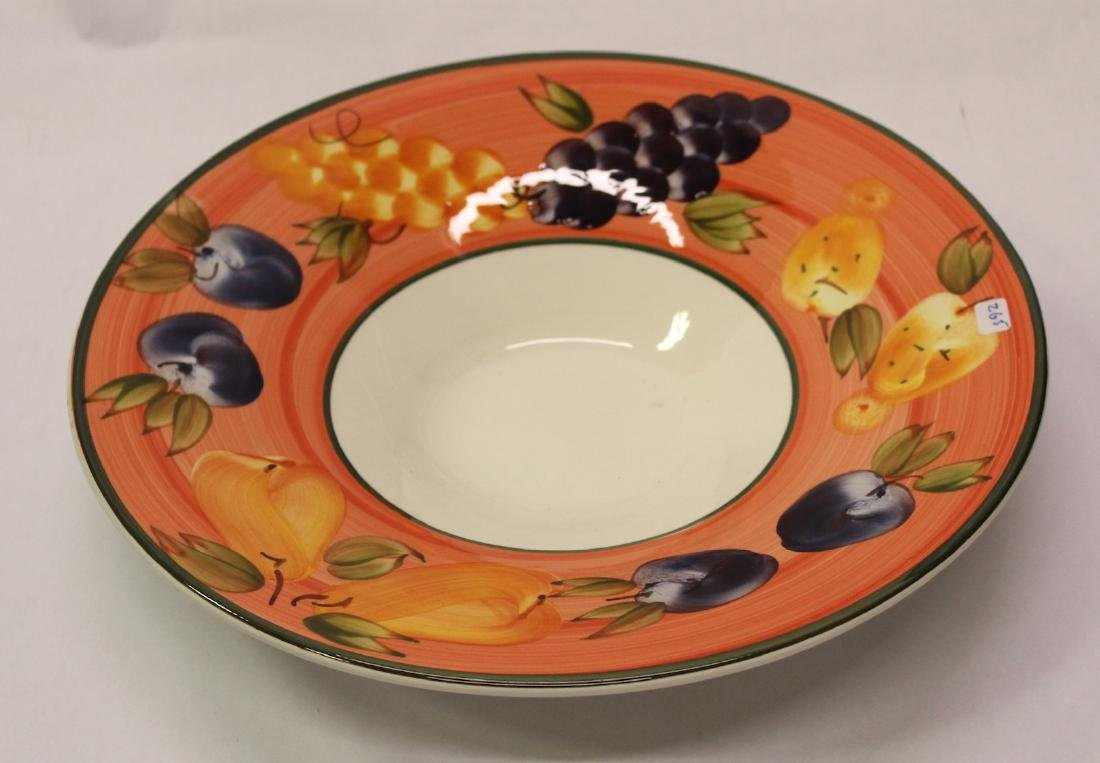 Ceramica Monumental Fruit Bowl