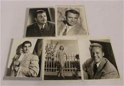 Vintage Hollywood Photographs with Negatives. (8)
