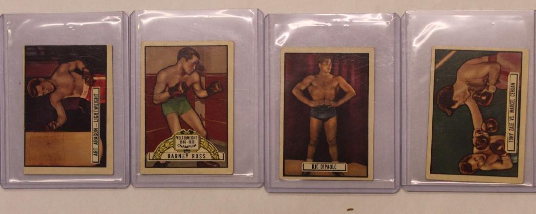 1951 Ringside Topps  Boxing Cards (41) - 2