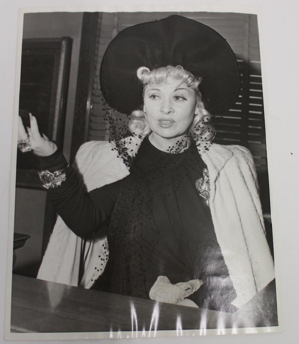 G. Maillard Kessler Vintage Photo Mae West etc.