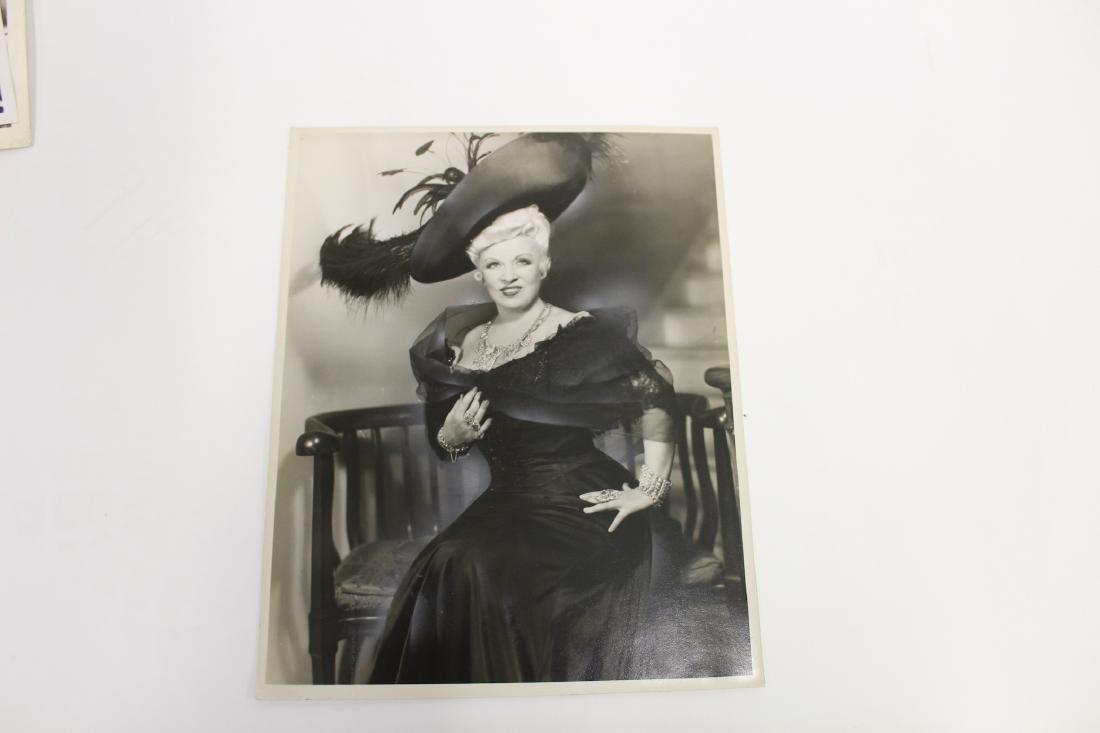 G. Maillard Kessler Vintage Photo Mae West etc. - 2