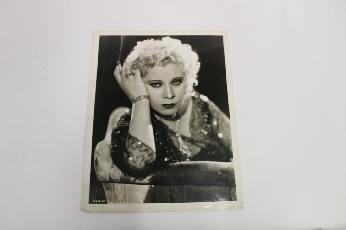 G. Maillard Kessler Vintage Photo Mae West etc. - 4