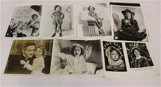 Shirley Temple Photographs & Negative