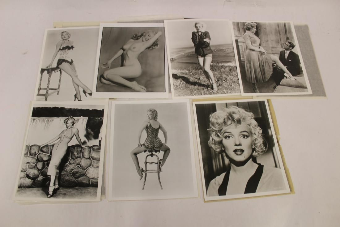 Marilyn Photographs with Negatives (7)
