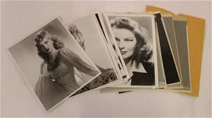 Celebrity Photographs and Negatives (35)
