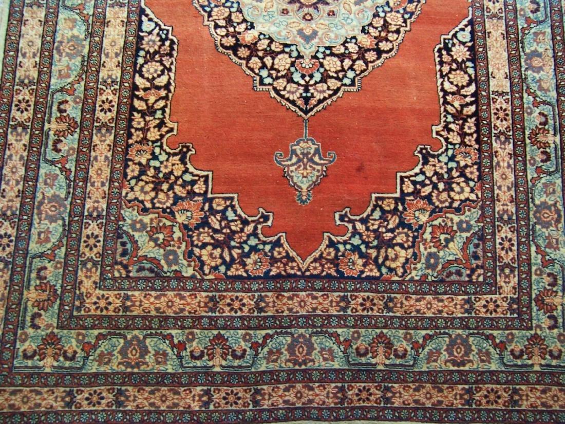 Late 19th C. Tabriz Carpet. Christie's Provenance - 2