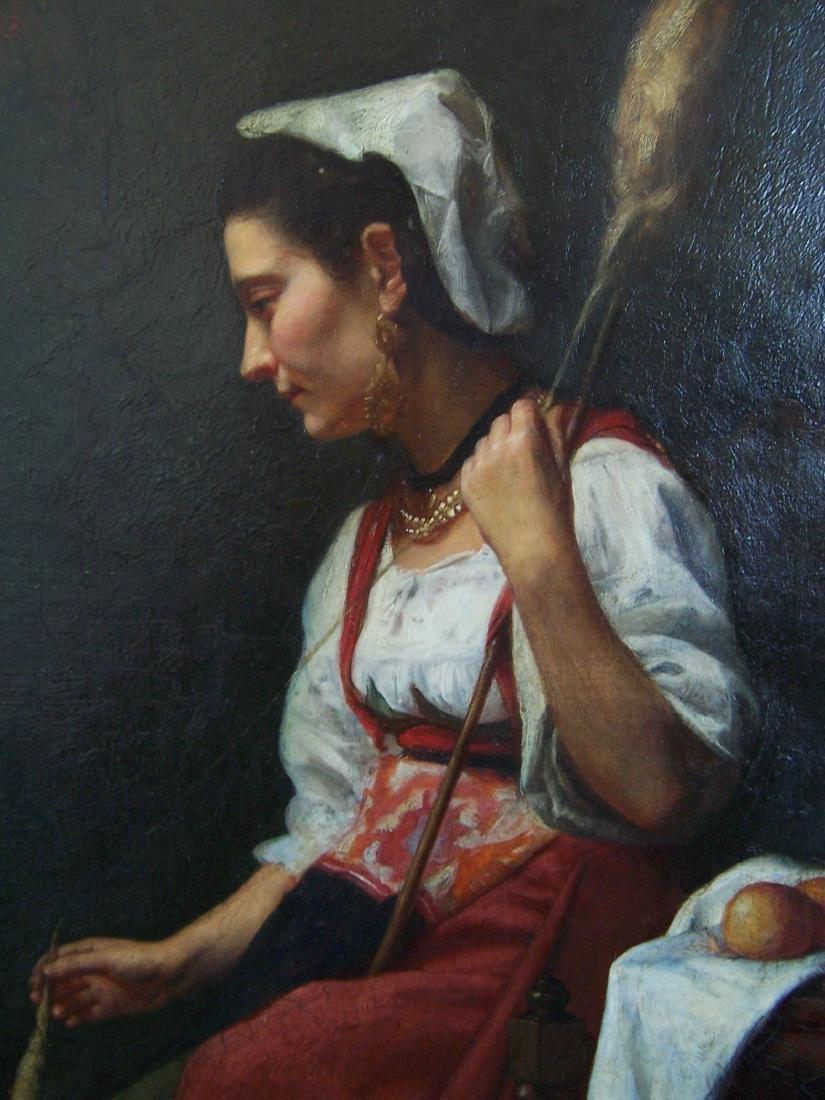 William Robert Symonds. Oil.  (1851-1934) - 3