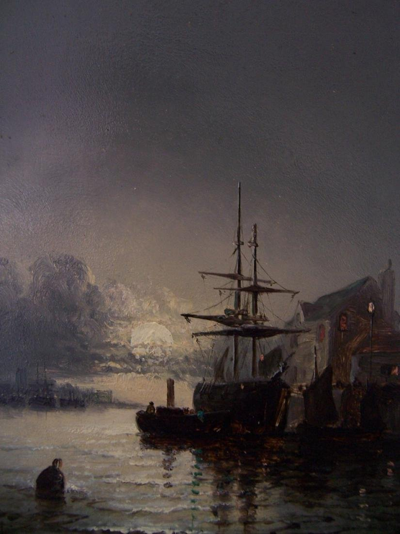 William Anslow Thornley. British. Oil. Signed. - 2