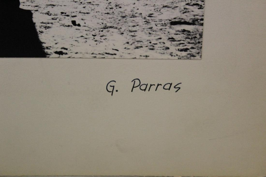 "Gustavo Parras.  Original Photograph. ""Sentry"" - 2"