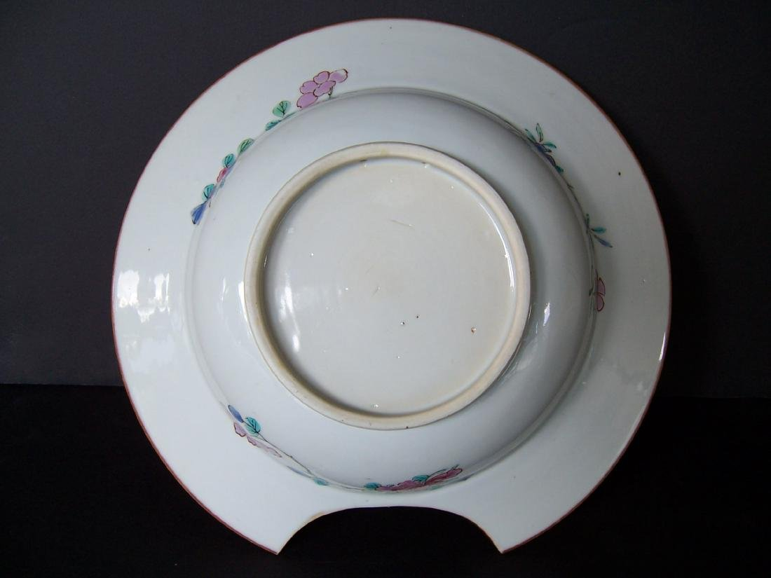 Qing Dynasty Barber's Bowl Yongzheng (1723-1735) - 10
