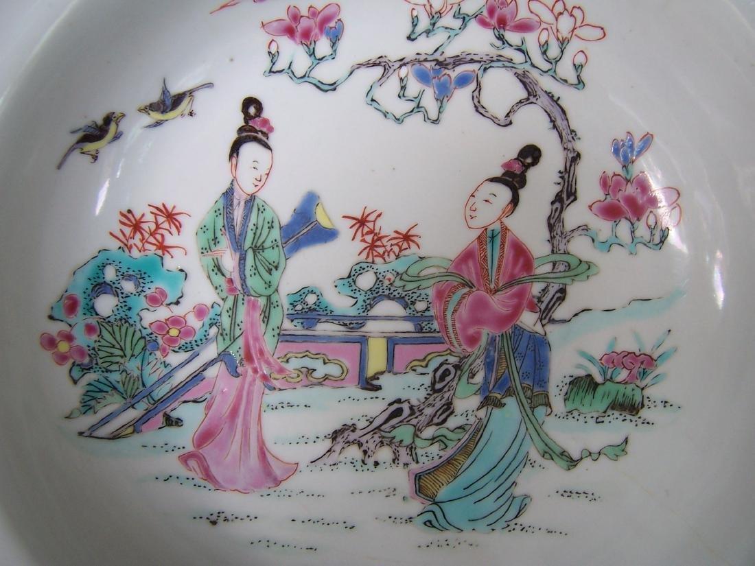 Qing Dynasty Barber's Bowl Yongzheng (1723-1735) - 3