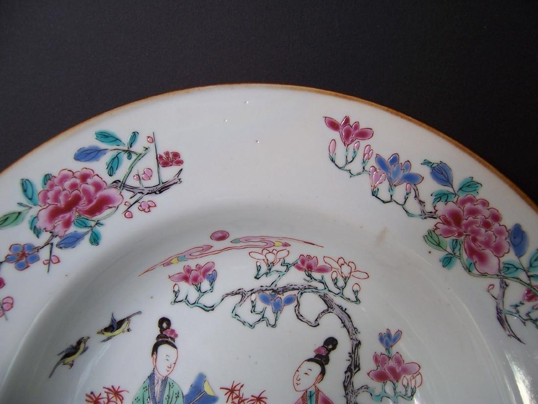 Qing Dynasty Barber's Bowl Yongzheng (1723-1735) - 4