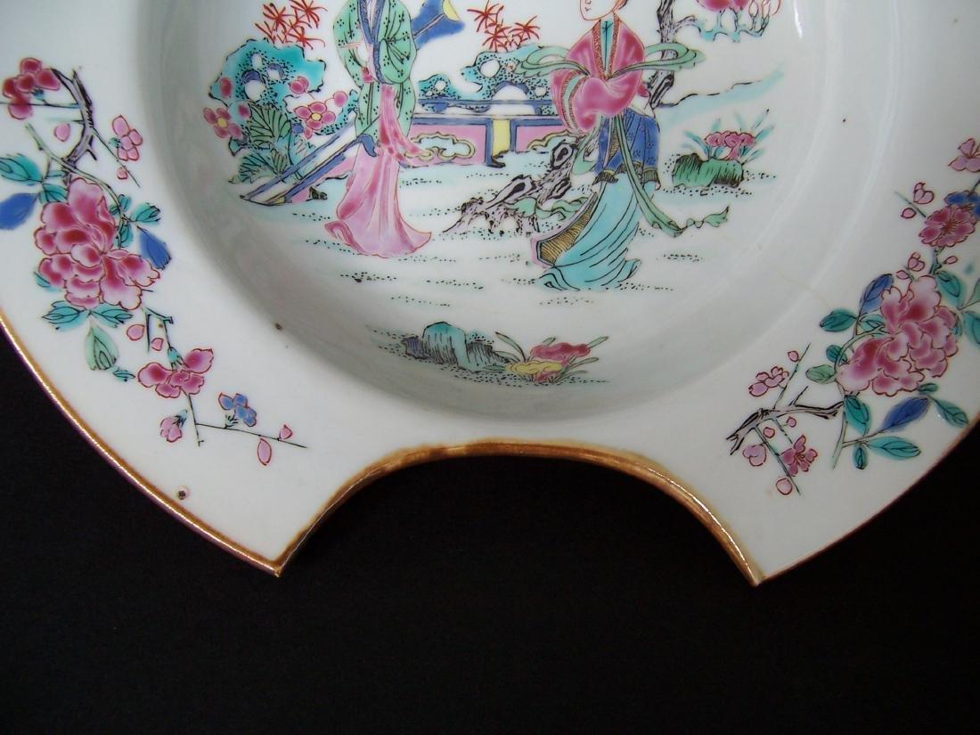Qing Dynasty Barber's Bowl Yongzheng (1723-1735) - 5