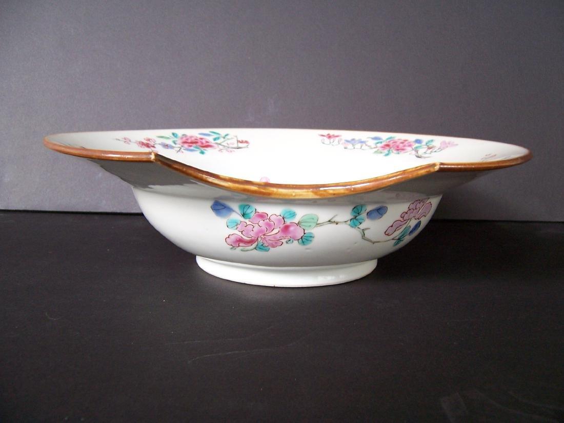 Qing Dynasty Barber's Bowl Yongzheng (1723-1735) - 9