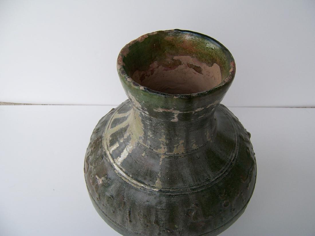 Han Dynasty Hu Jar. . (C.  100 BC - AD 08) - 5