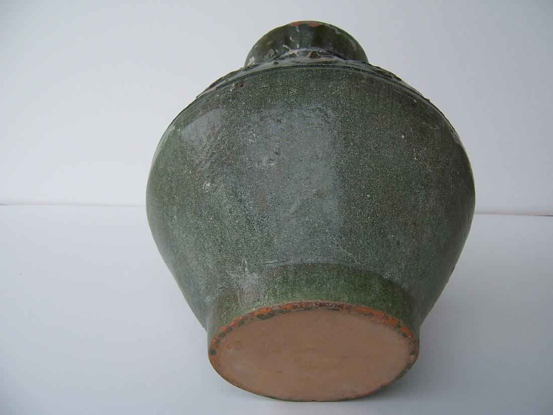 Han Dynasty Hu Jar. . (C.  100 BC - AD 08) - 8