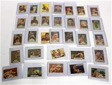1951 Topps Ringside Boxing Cards 31