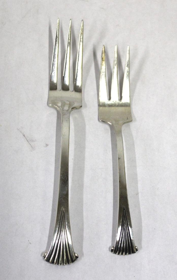 Tuttle Onslow  Sterling Silver Flatware  (76 pcs.) - 3