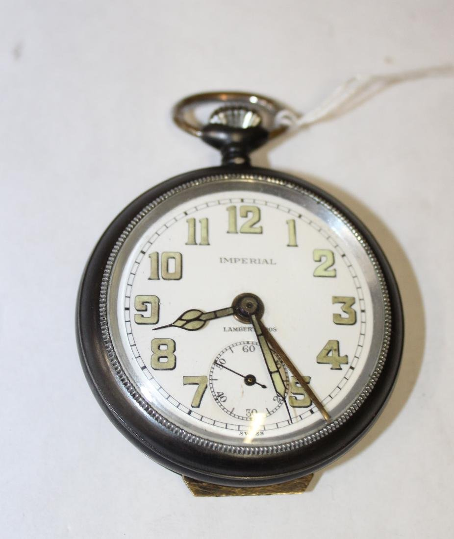 Imperial Pocketwatch with Alarm