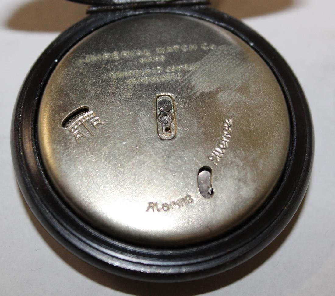 Imperial Pocketwatch with Alarm - 3
