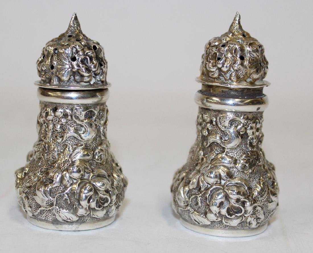 Steiff Sterling Silver Salt and Peppers