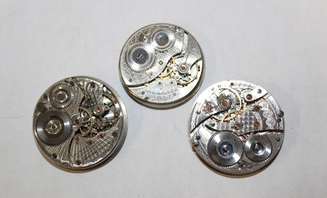 Vintage Watch Movements. (50) - 3
