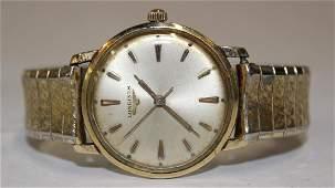 Longines Mechanical Gold Filled Wrist Watch