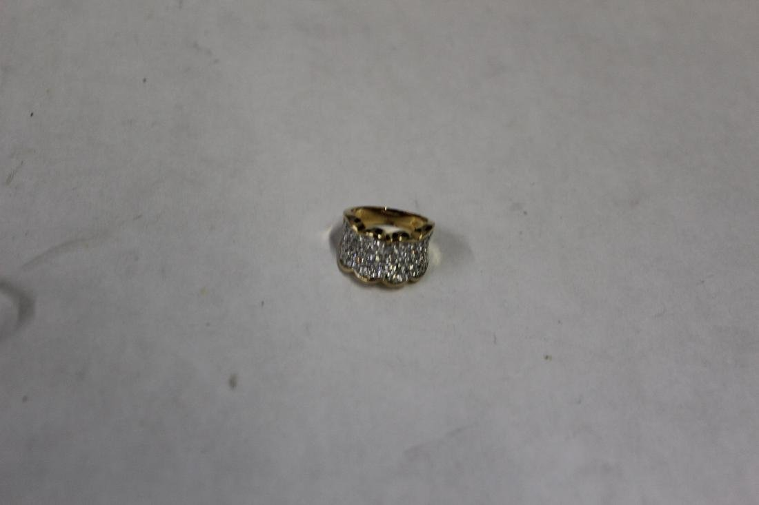 Vintage Costume Jewelry Rings (6) - 3