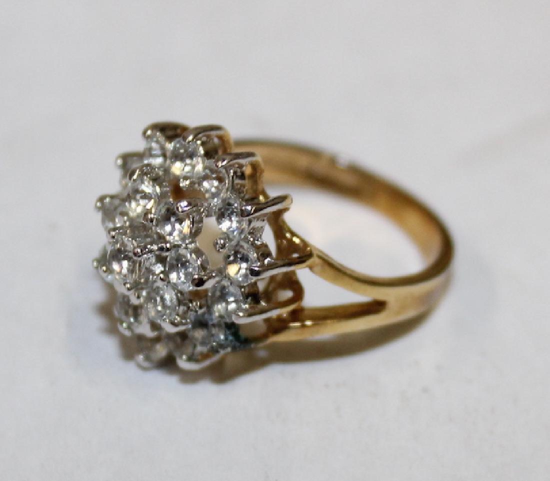 Vintage Costume Jewelry Rings (6) - 4