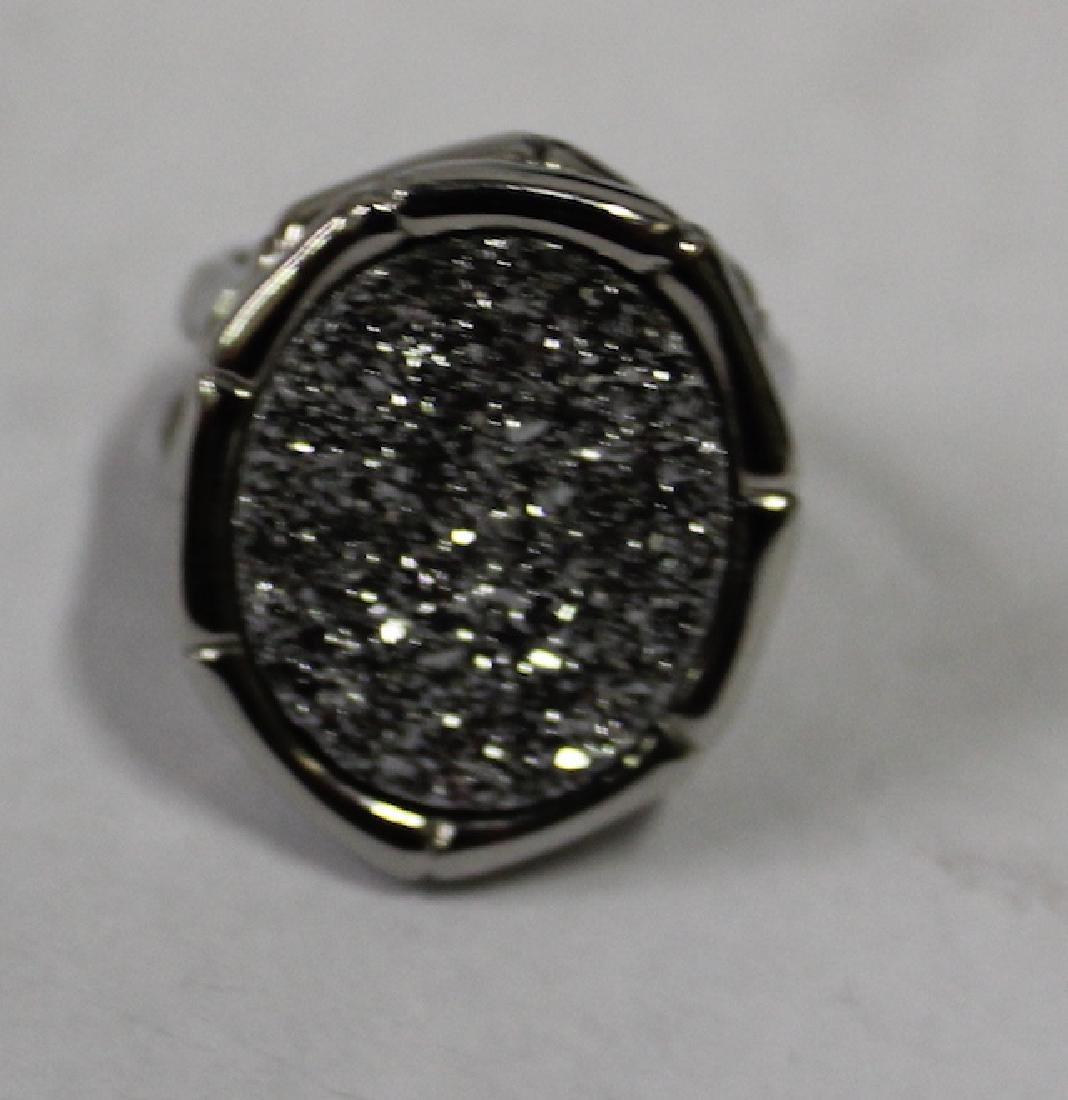 Vintage Costume Jewelry Rings (6) - 6