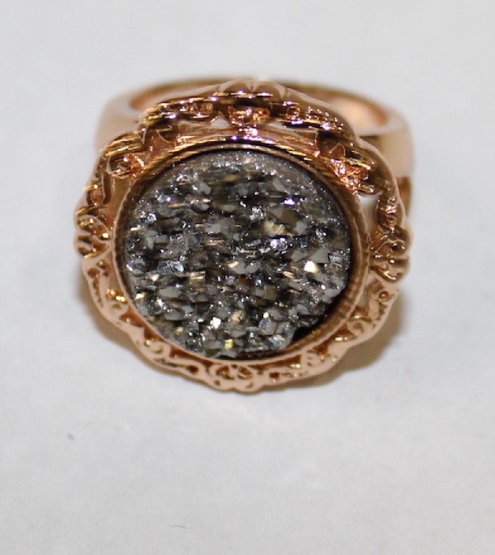 Vintage Costume Jewelry Rings (6) - 7