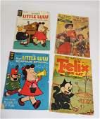 Collectors Lot of Early Comics (4)
