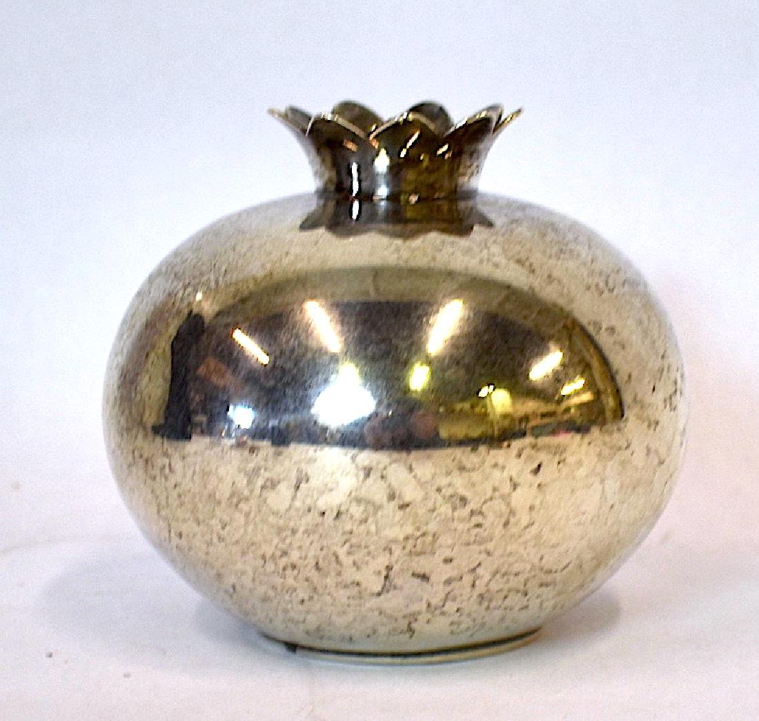 Tiffany & Co. Sterling Silver Vase. - 2