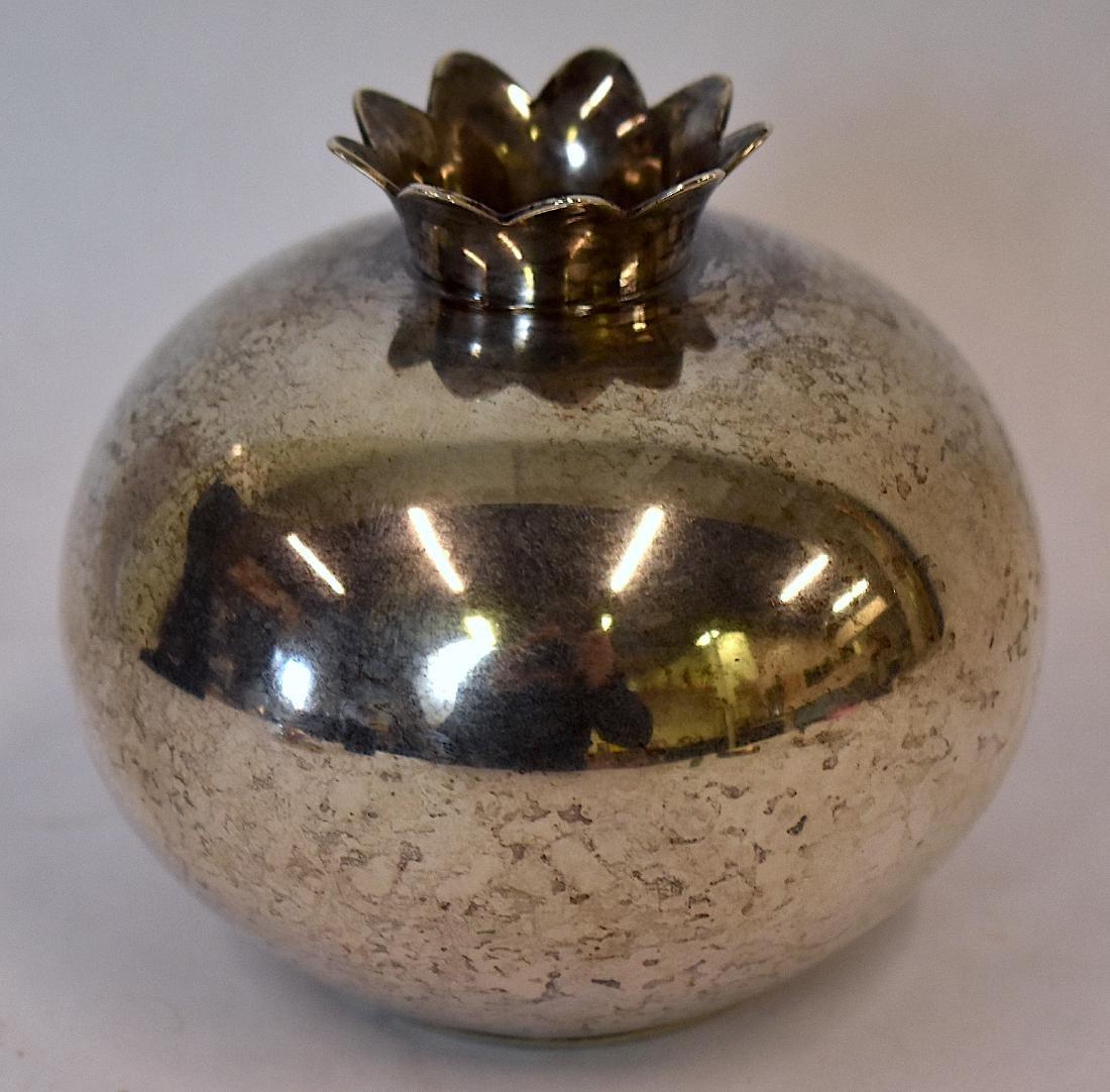 Tiffany & Co. Sterling Silver Vase. - 3
