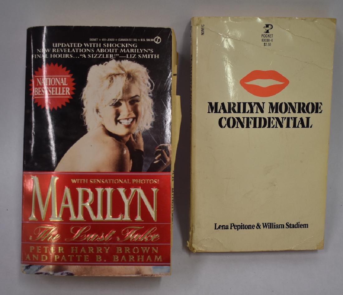 Marilyn Monroe Books (6) - 3
