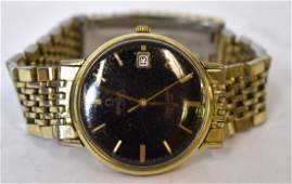 Omega Man's Automatic Seamaster Deville Watch