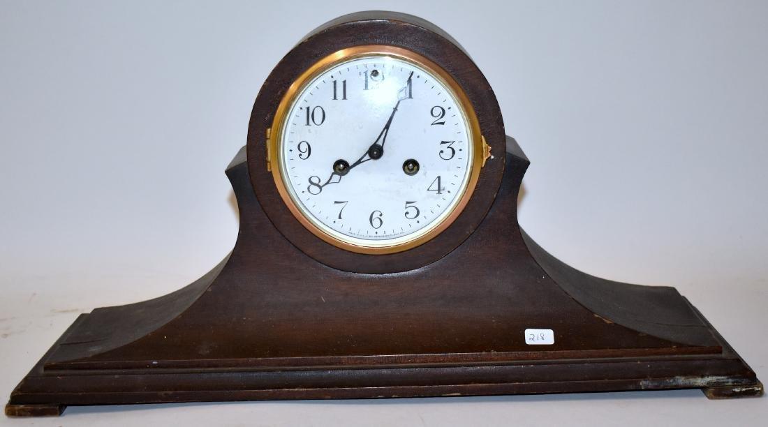 Waterbury Clock Co. Shelf Clock. - 2