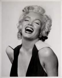 Marilyn Monroe Portrait. Gene Kornman Photo