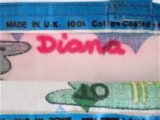Princess Diana Personal Harrods Shopping Bag