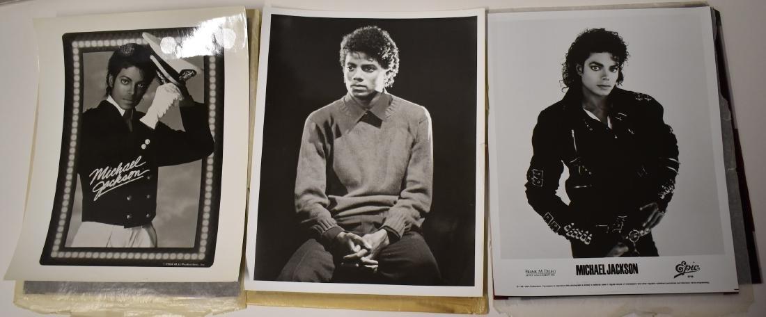 Micheal Jackson. Janis Joplin Photos & Negs (12) - 2