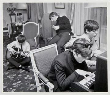 The Beatles Original Harry Benson Photograph