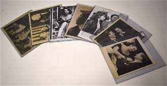 Vintage Celebrity Photographs. (7)
