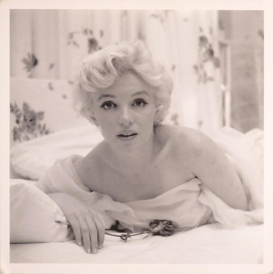 Marilyn Monroe Cecil Beaton Portrait Photo