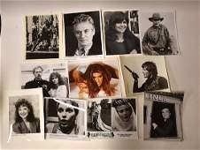Vintage Celebrity Photographs. F Names (Approx. 365)