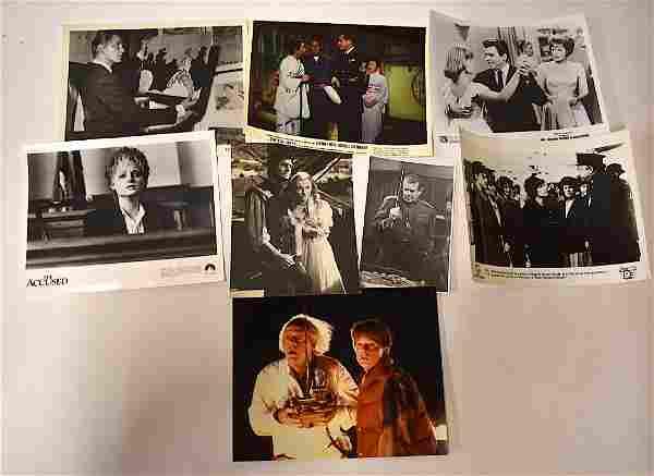 Vintage Celebrity Photographs. F Names (Approx. 340)