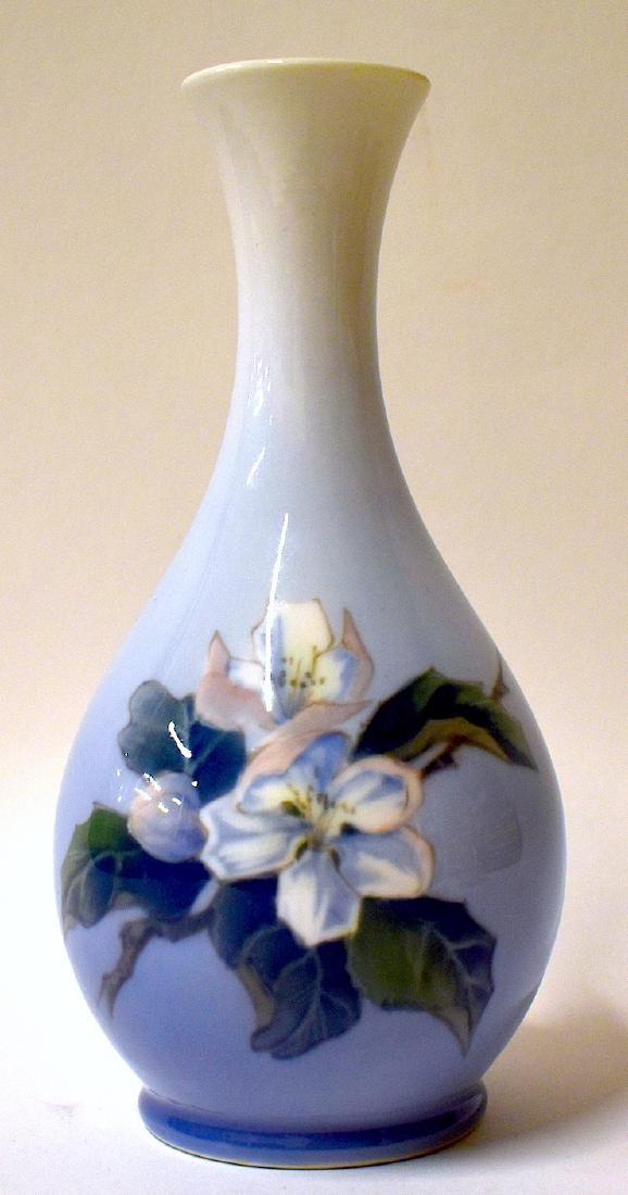 Royal Copenhaen Vase. Signed