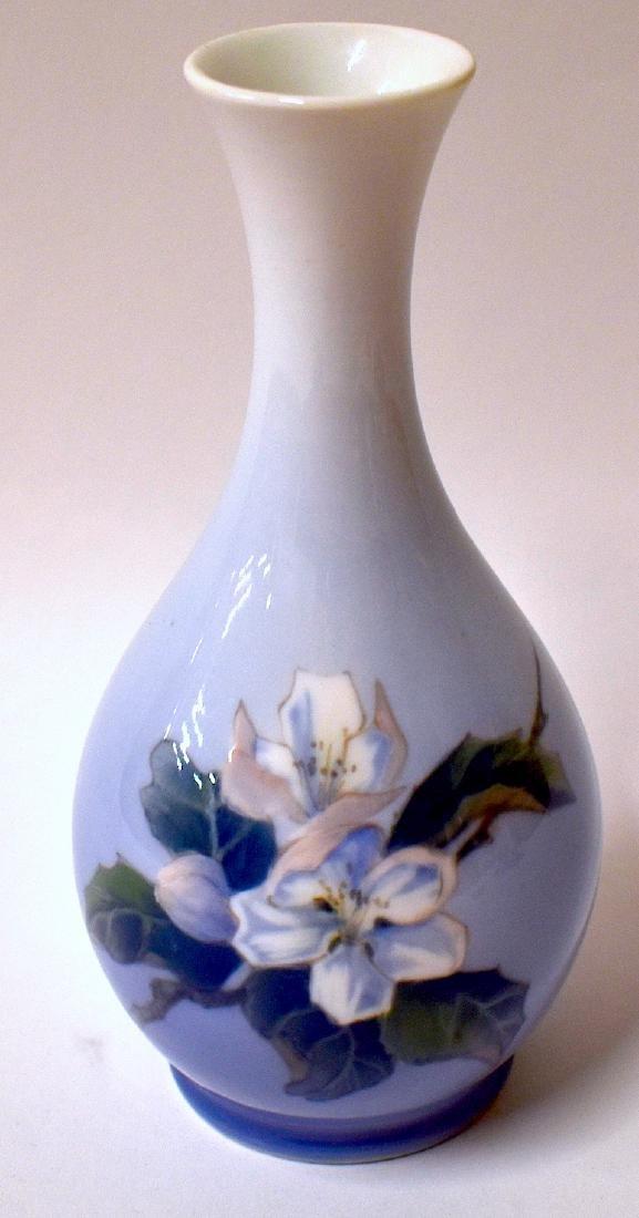 Royal Copenhaen Vase. Signed - 2