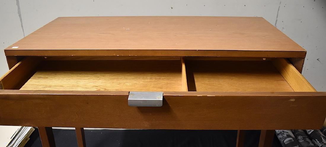 Mid-Century Modern Thonet Desk. Signed - 3
